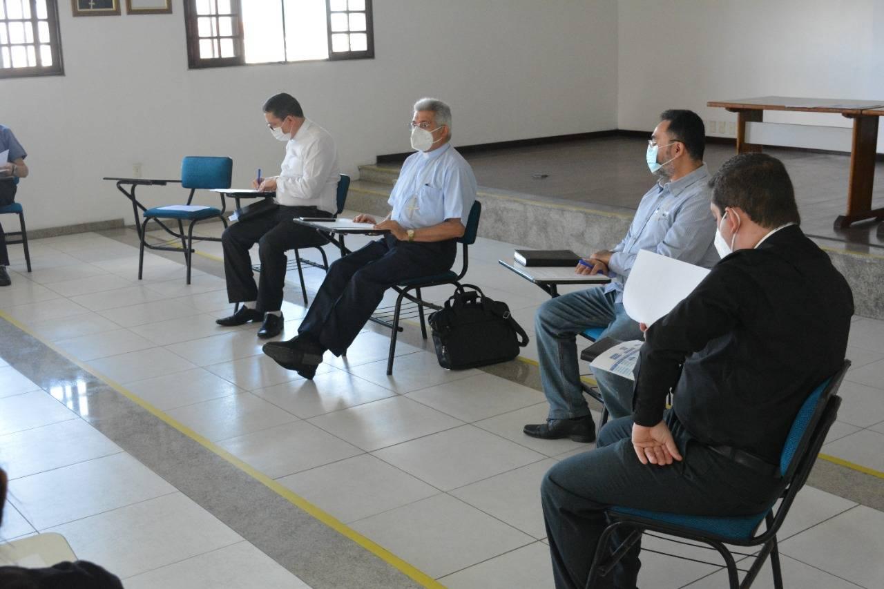 Reunião do CDP acontece na Cúria Diocesana