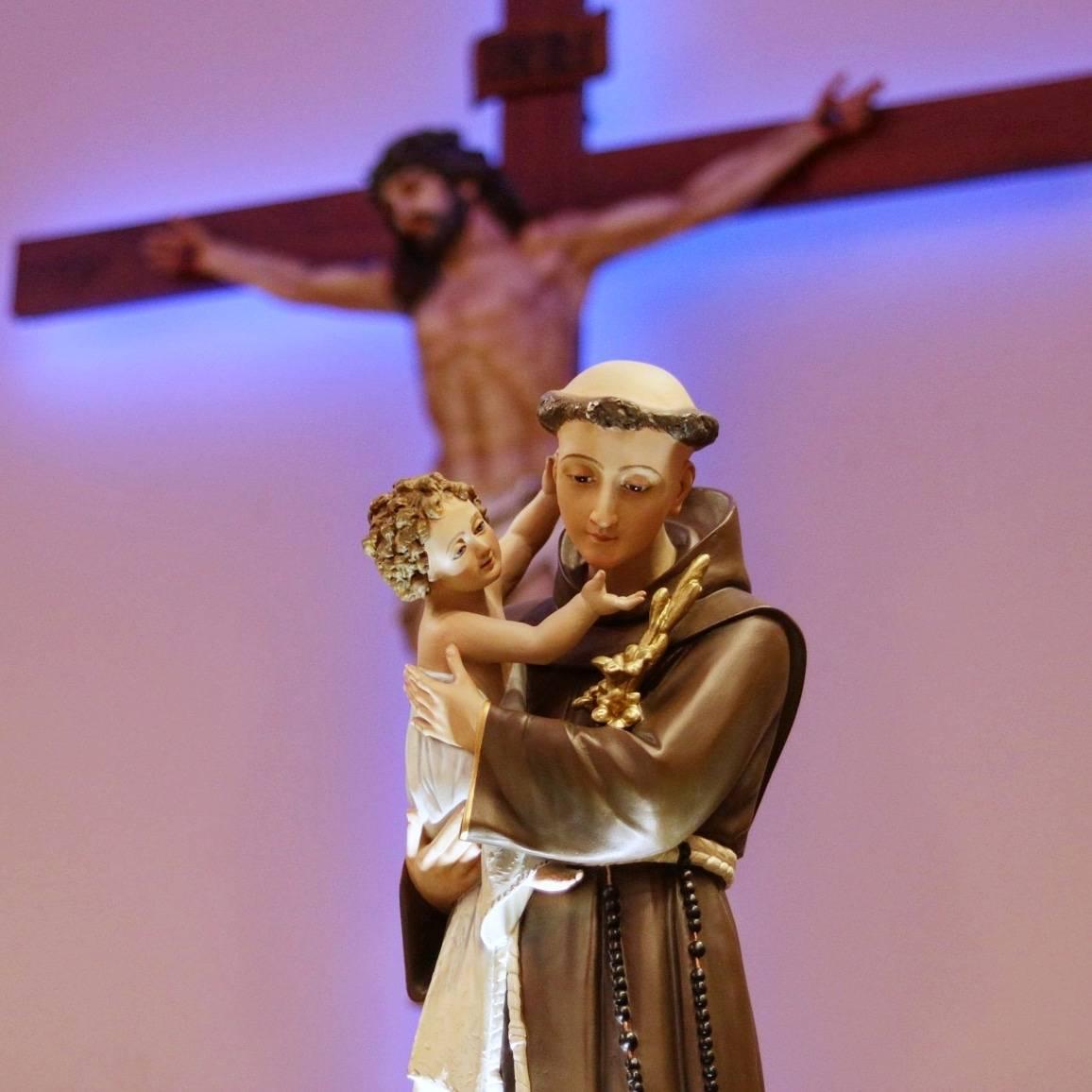Paróquia de Santo Antônio realizou festa do P
