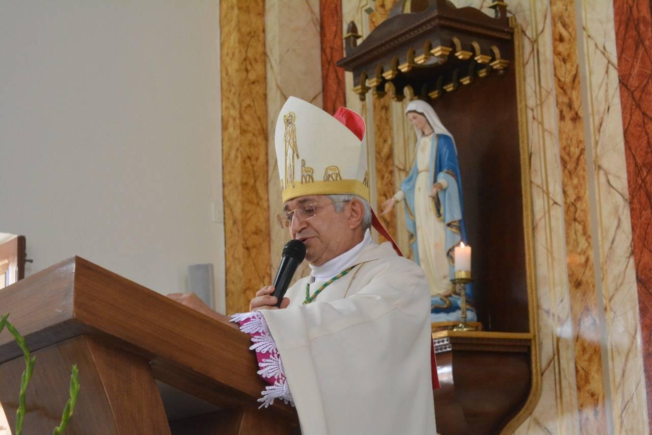 Dom Dulcênio celebra 20 anos de vida Episcopa