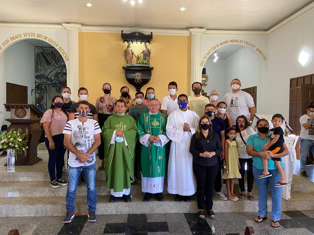 Em Boqueirão-PB: Paróquia celebra Ação de Gra