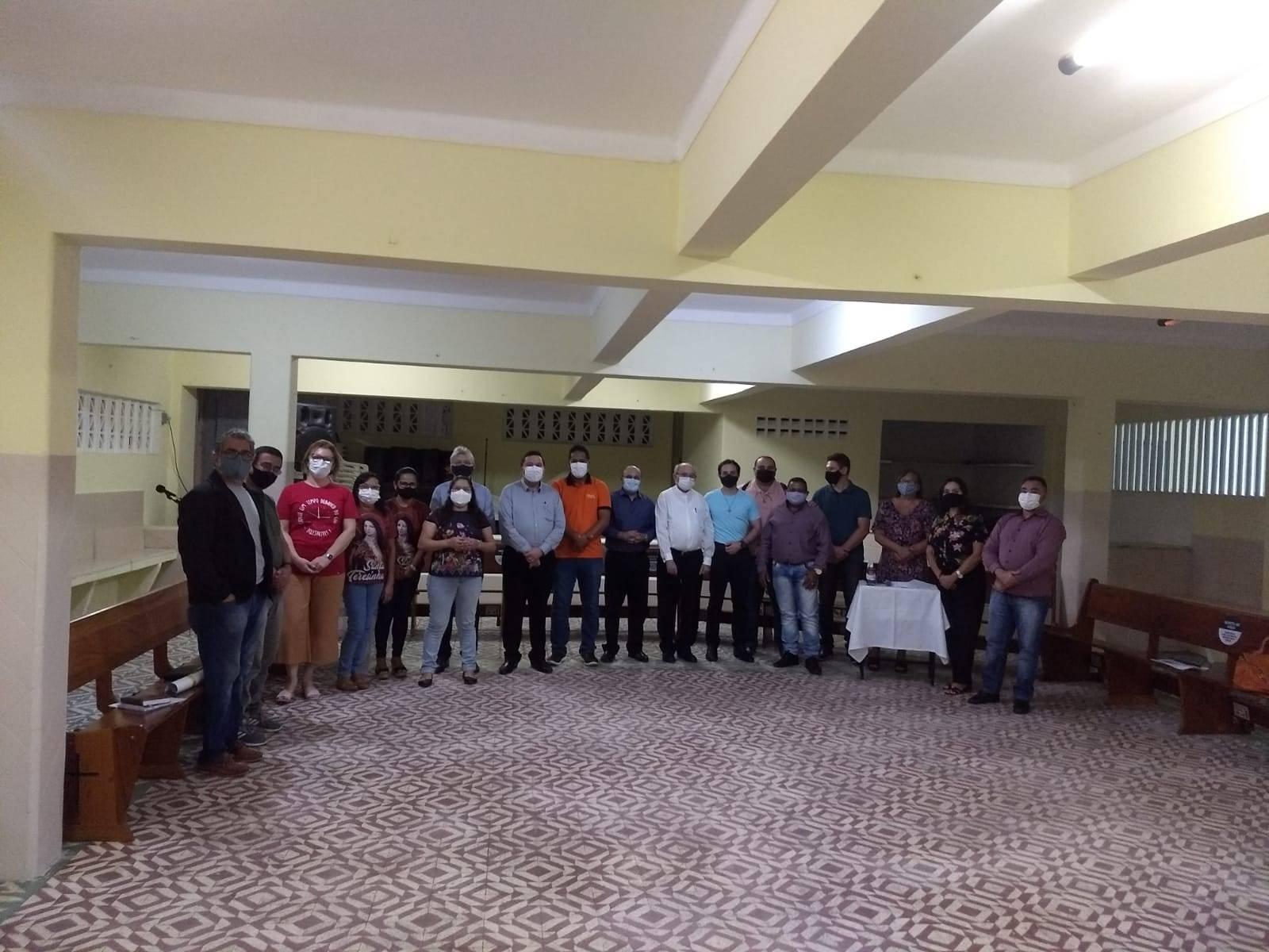 Forania Cidade Leste realiza reunião