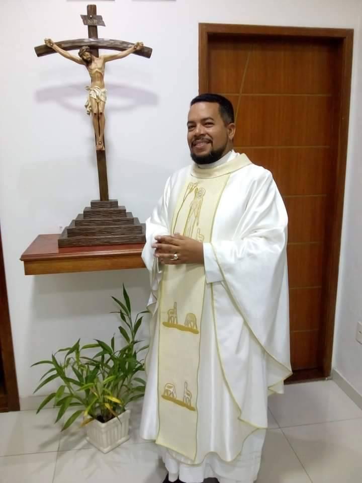 Pe. Sérgio Vinícius Dantas, CRL