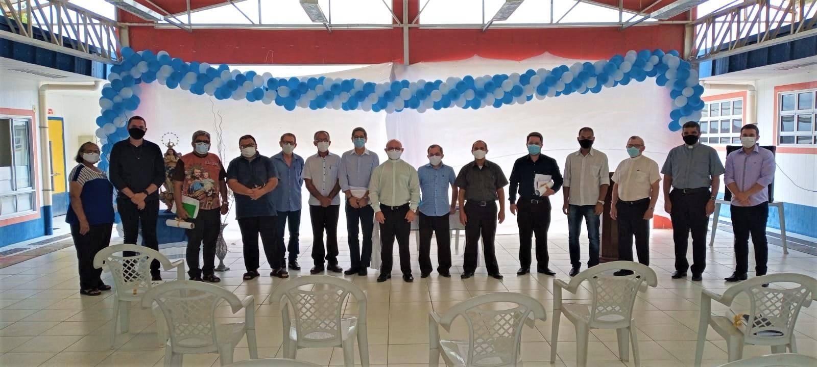 Forania do Brejo se reúne na Paróquia de Poci