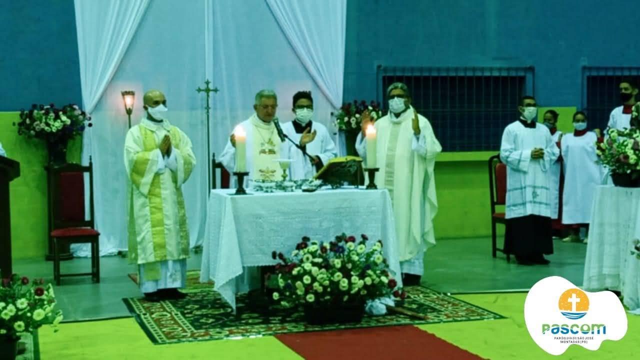 Paróquia de São José festeja três anos de ere