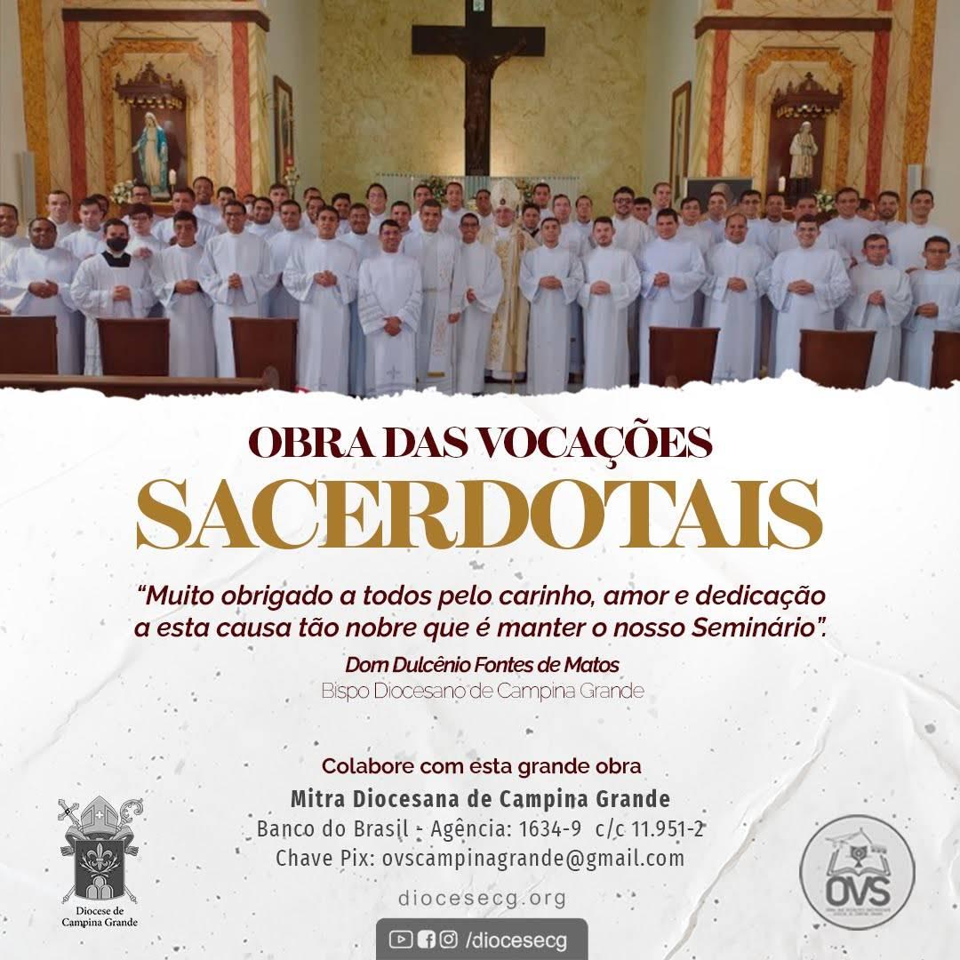 Equipe da Obra das Vocações Sacerdotais (OVS)